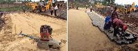Paver Block Road Construction Service