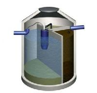 sewage treatment plant chemicals