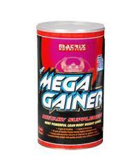 Matrix Nutrition Super Mega Gainer Supplements