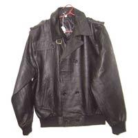 Leather Mens Jacket