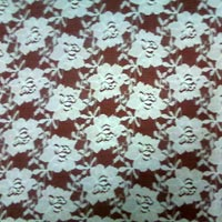 Stretch Lycra Lace Fabric