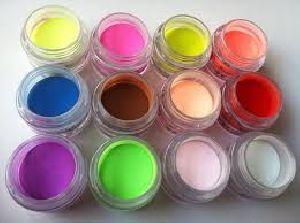 Multi Colored Acrylic Powder