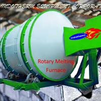 Gas Fired Rotary Furnaces