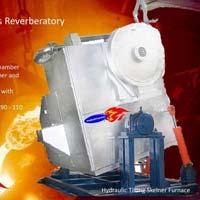 Hydraulic Tilting Reverberatory Furnace