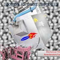 Mechanical Tilting Reverberatory Furnace