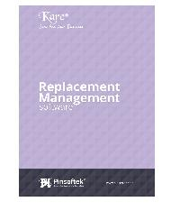 Kare® - the Easiest Replacement Management Software