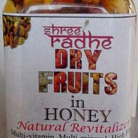 Dry Fruit Honey