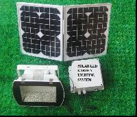 Solar Led Garden Lighting Systems