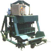 Stationary Block Making Machine