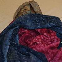 Printed Wool Shawl