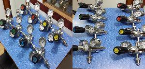 Cylinder Gas Regulator