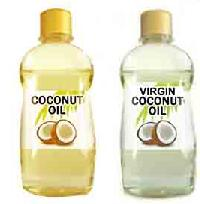 Coconut Oil & Virgin Coconut Oil