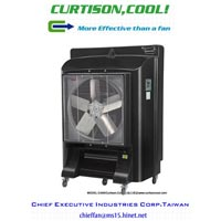 Curtison Cool Cooler Fan