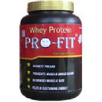 Muscle Growth Whey Protein Supplements
