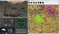 Electronic Warfare Simulation Software