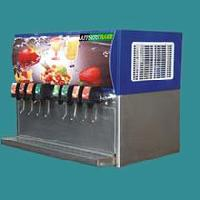 8+2 Valve Soda Machine