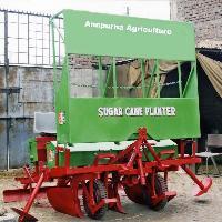 Semi Automatic Sugarcane Planter