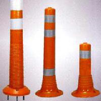 Road Safety Spring Post