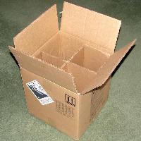 Corrugated Compartment Boxes