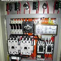 Electrical Control Panel Wire