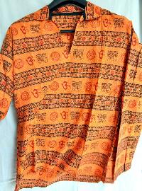 Mens Cotton Short Kurta