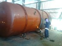 Heavy Material Fabrication Storage Tanks