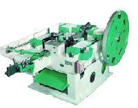 Automatic wire nail machine
