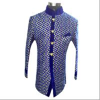 kids embroidered sherwani