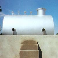 Above Ground Fuel Storage Tank