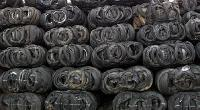 Rubber Scrap Tires