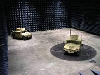shielded anechoic chamber