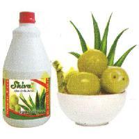 Aloevera with amla juice