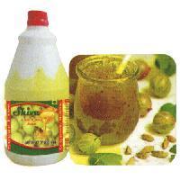 Amla with Honey Juice