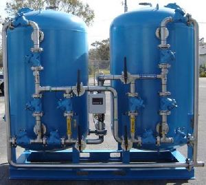 Multimedia Water Filtration System