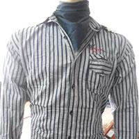 Cotton Strip Shirts