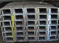 Steel U Type Channels