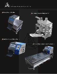 Chapati Making Machine India