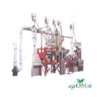 Complete Set Rice Mill Machine(Steel Platform)
