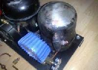 Small Air Cooled Compressor