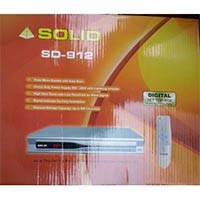 Solid Sd 912 Dvb S Mpeg 2 Free To Air Satellite Receiver