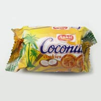 Coconut Cookies Biscuits