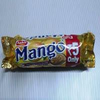 Mango Flavored Cream Biscuit