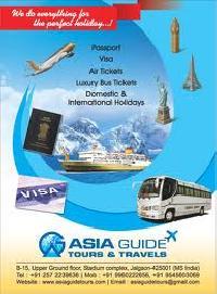 Tour Services, Travel Services