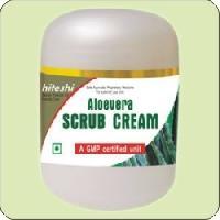 Aloe Vera Scrub Cream