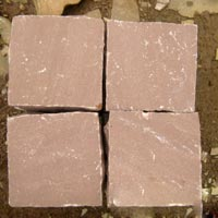 Chocolate Sandstone Cobbles