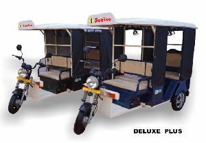 E_ Rickshaw ( Deluxe Plus )