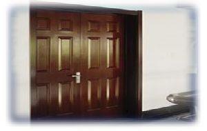 Door Installation Work