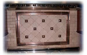 Tile Installation Work