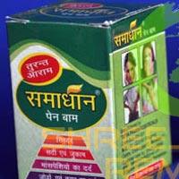 Samadhan Pain Balm