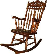 Rocking Chair Lempuyangan